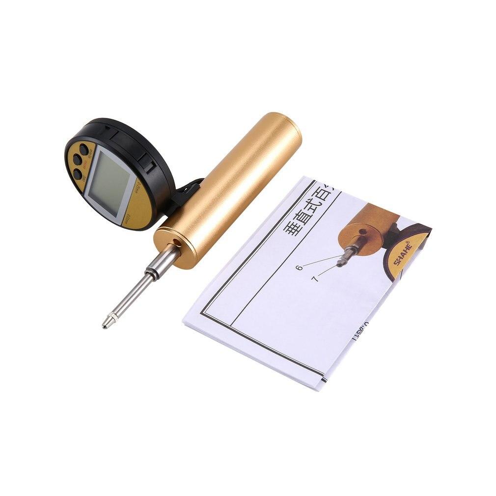 Indicador Digital de tipo Vertical SHAHE 0-25,4mm 0,01mm pantalla Digital LCD indicador Dial instrumentos de medición