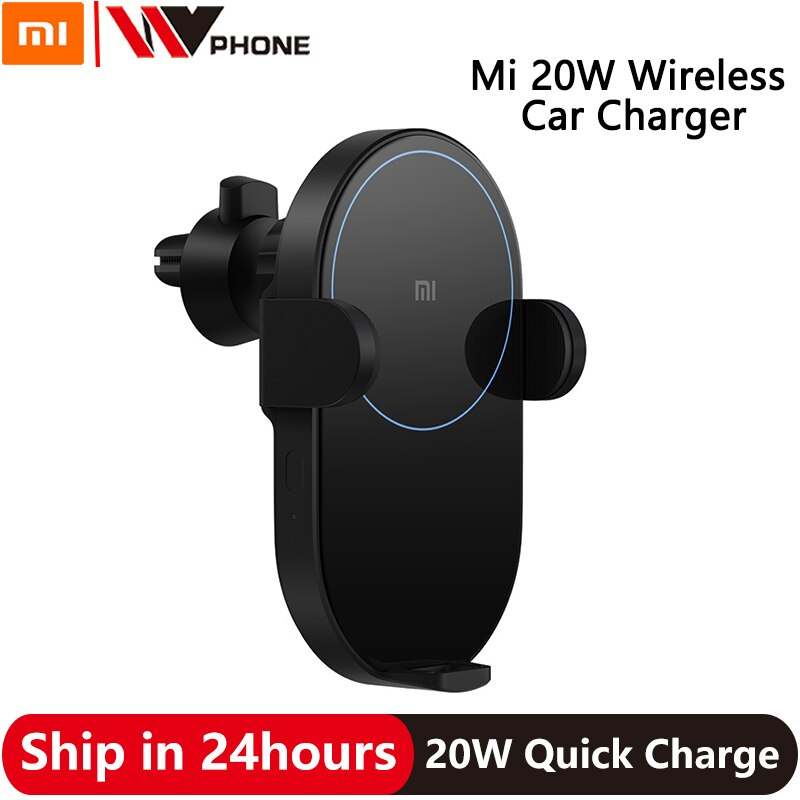 Mi 20W Wireless Car Charger Universal Mobile Phone Chargers Xiaomi Car Charging...