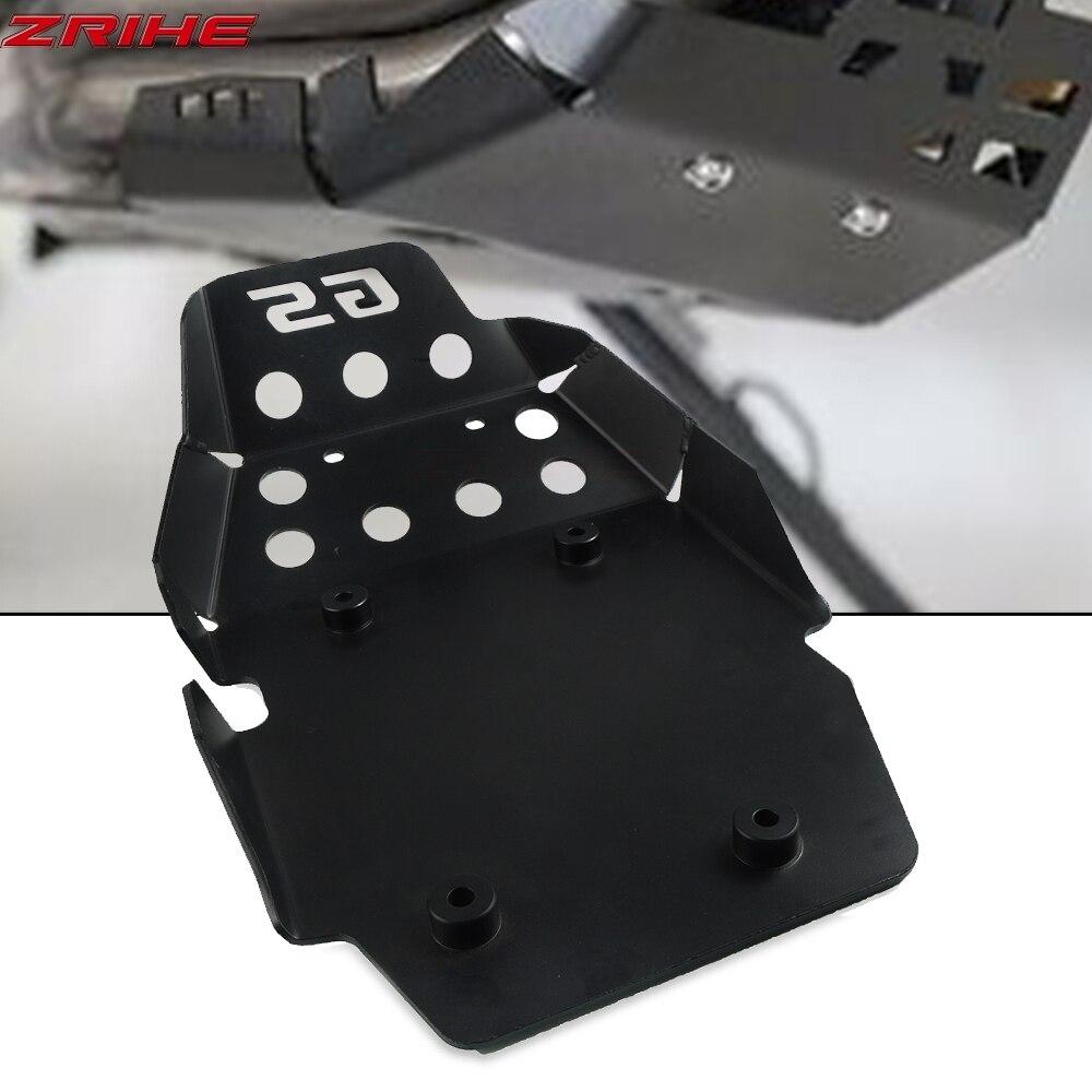 Protector del chasis de la placa de deslizamiento del motor del marco de la motocicleta para BMW F650GS F 650 GS 2008 2009 2010 2011 2012 2013