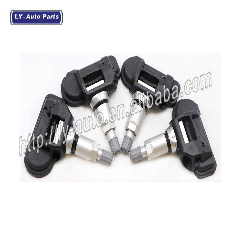 4PCS OEM A0025409017 Tire Pressure Sensor For Mercedes-Benz GL550 GLK350 ML350 R350 S350