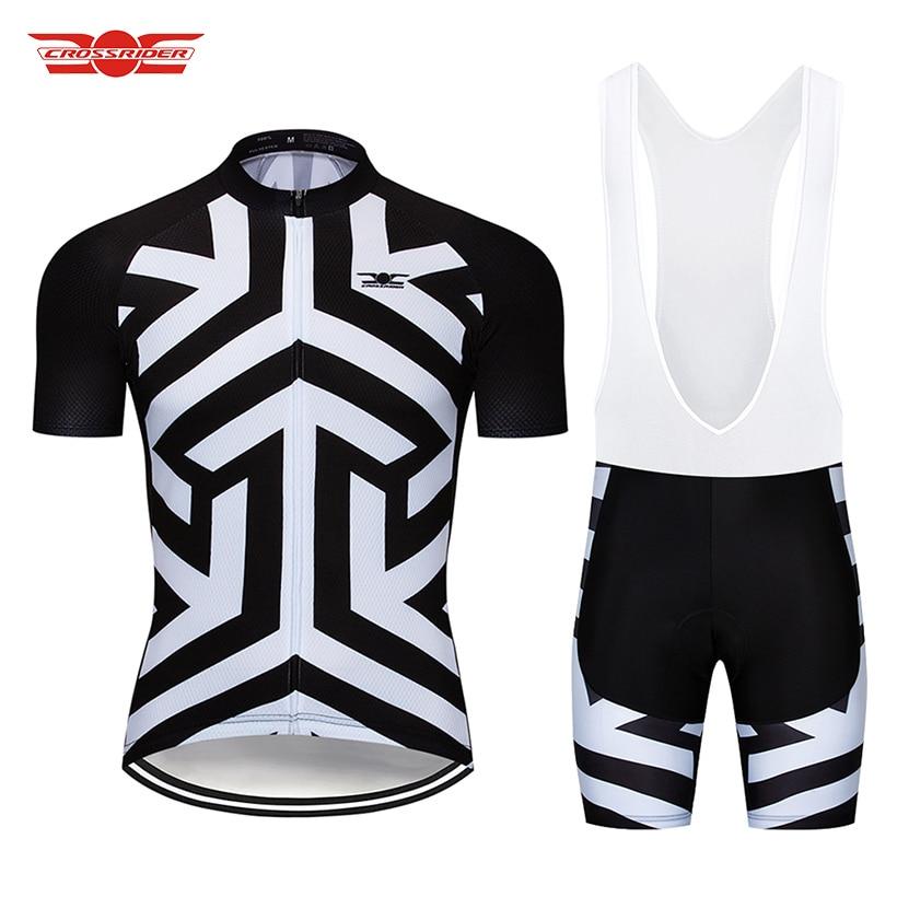 Conjunto de Ropa de Ciclismo clásica para hombre, uniforme de Ciclismo de...