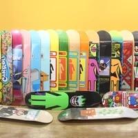 professional girl skateboard deck 8 0 inch u shaped transverse skateboard 7 layer canadian maple