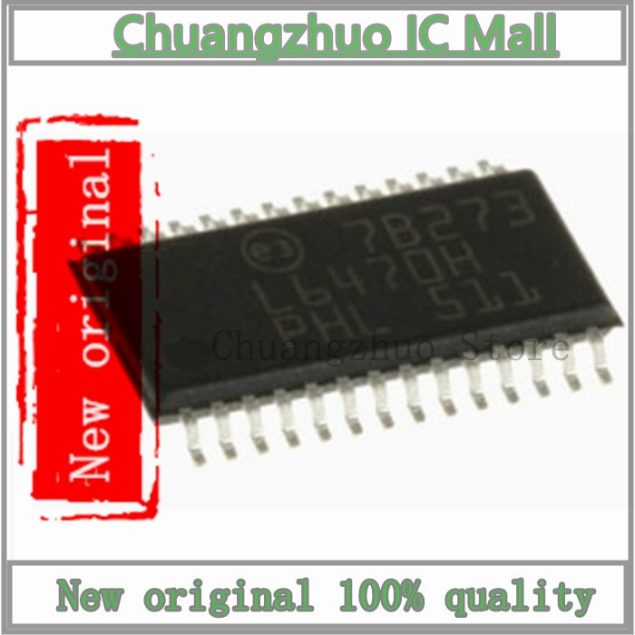 10 قطعة/الوحدة L6470HTR L6470H HTSSOP-28 SMD IC رقاقة جديد الأصلي