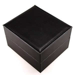 Men and Women Single Slot Watch Storage Box Portable Out-Of-Home Watch Display Box Portable Storage Box