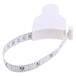 Waist Scale Retractable Tape Measure with Handle Torch Y-Shaped Measure Three-Dimensional Multi-Function Measurement Health Tape