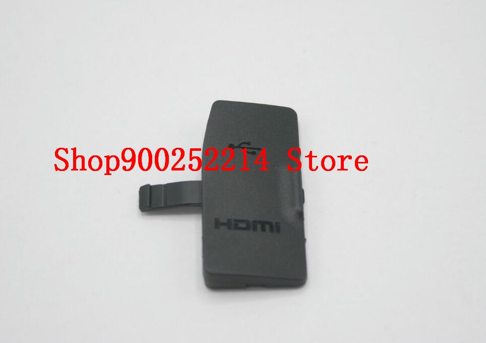 Original For Nikon D3400 USB Rubber Cover Camera Replacement Part