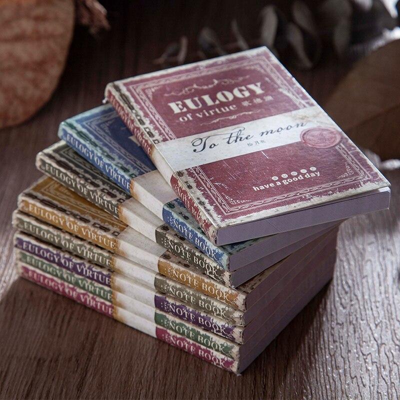 Dimi 50 листов, креативные ретро-блокноты для журналов, скрапбукинга, декоративный коллаж, основа из бумаги, «сделай сам», винтажный дневник, ка...
