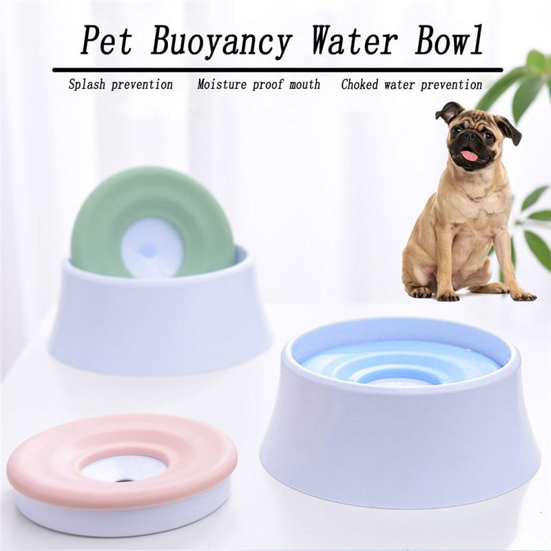 Cuenco de agua para mascotas, recipiente de agua para perros, olla de agua para perros, no para perros, cuenco de agua para perros suministros @ C