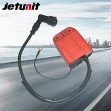 Jetunit 100% bobina de encendido Premium CDI para Piaggio Liberty / NRG EXTREME/entrega gratuita/50cc OEM #2921945 Piezas de motocicleta
