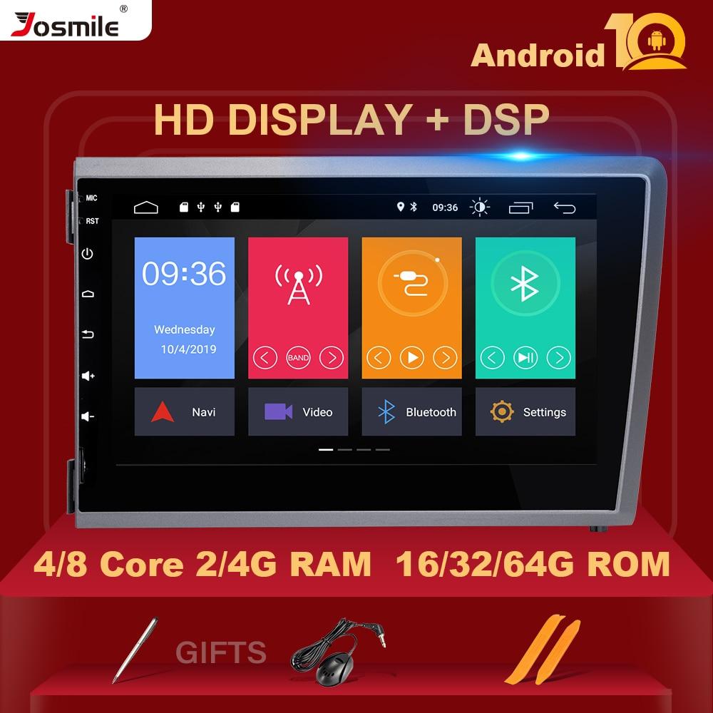 Ips dsp 4 gb 2 din android 10 player multimídia do carro para volvo s60 volvo v50 v70 xc70 2000 20012002 2003 2004 navigationradio gps