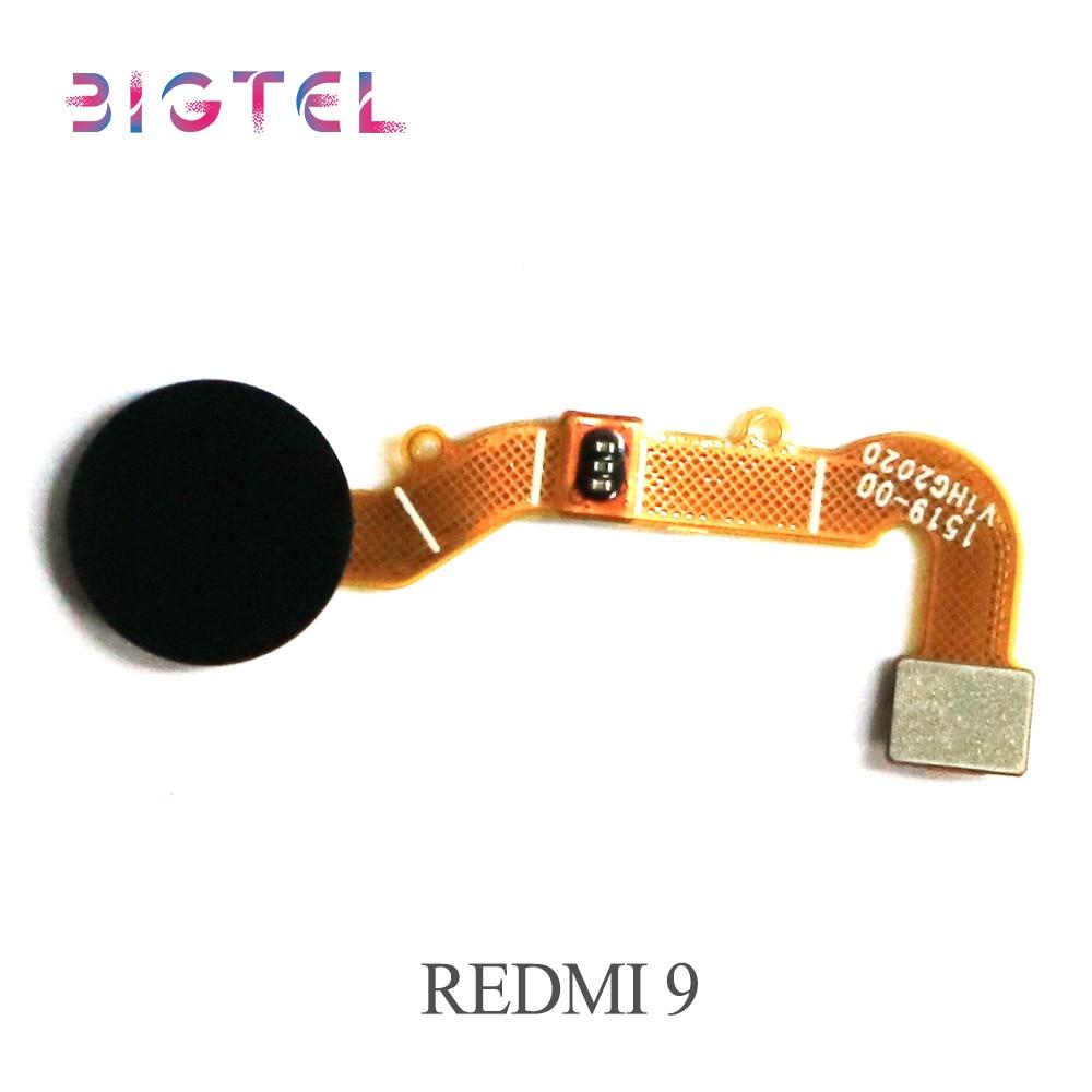 100% Original For Xiaomi Redmi 9 Touch ID Fingerprint Sensor Flex Cable