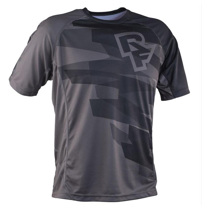 ¡Novedad de 2020! Camiseta de manga corta para Ciclismo, Ropa de Ciclismo para el verano, MTB, camiseta transpirable DH para bicicleta de descenso de Motocross
