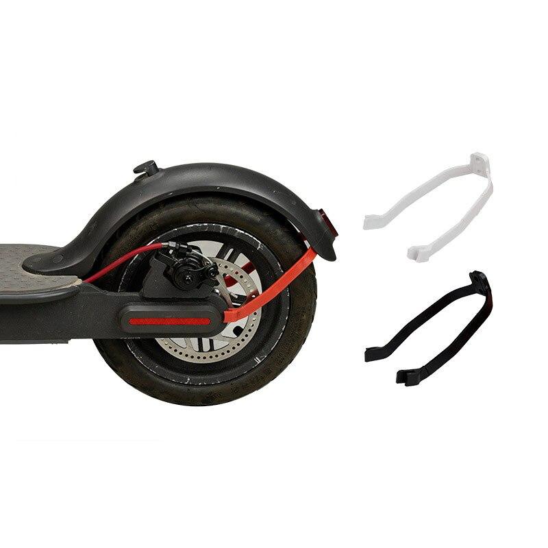 Электрический скутер крыло крепежные части КРЫЛО плитка амортизатор крыло кронштейн для Xiaomi M365 аксессуары для электрического скутера