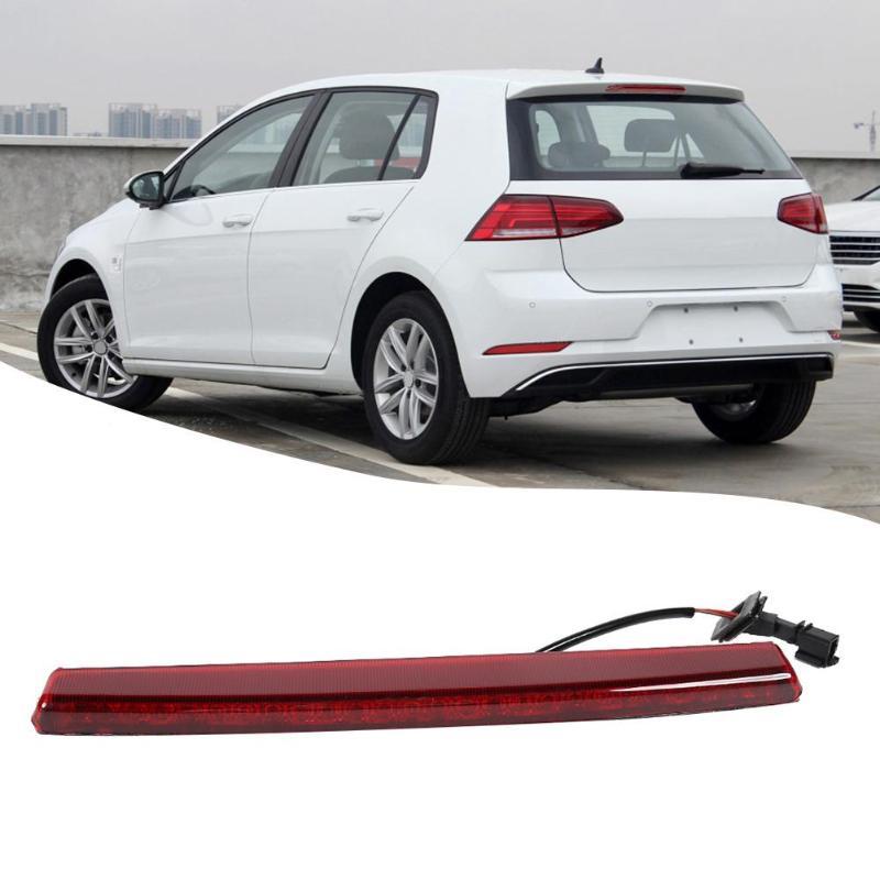 LED 3rd luz de freno de montaje alto de la lámpara de freno trasera para VW Golf Mk5/GTI/R32 Polo Mk4 diseño Simple y reemplazo conveniente