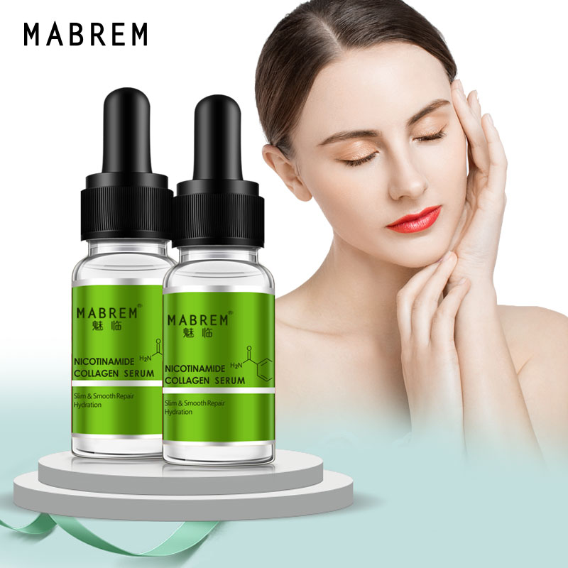 laikou dragon blood cream essence lady face cream moisturizing anti aging wrinkle whitening day cream for face skin care serum 2PCS Nicotinamide Collagen Repair Serum Anti-aging Face Serum Skin Care Essence Anti Wrinkle Moisturizing Whitening Face Cream
