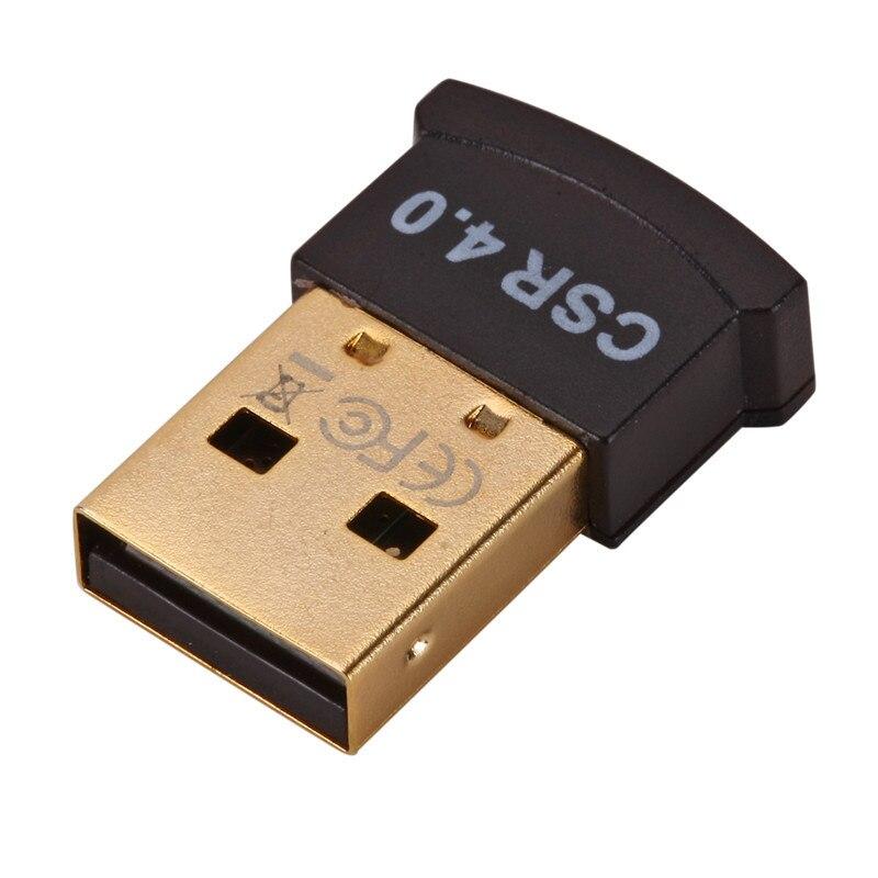 Receptor de sonido de música CSR 4,0 Adaptador USB inalámbrico con Bluetooth,...