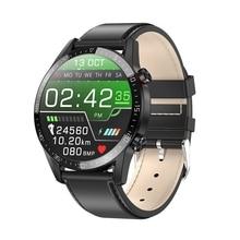 Smochm L13 Smart Watch Man Woman Support Phone Call Dialer ECG PPG Heart Rate Measure Smartwatch Waterproof IP68