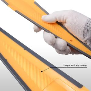 Image 4 - Скребок EHDIS для автомобильного окна, тряпка из углеродного волокна, виниловый скребок для удаления снега на лобовом стекле, инструмент для тонирования и мытья