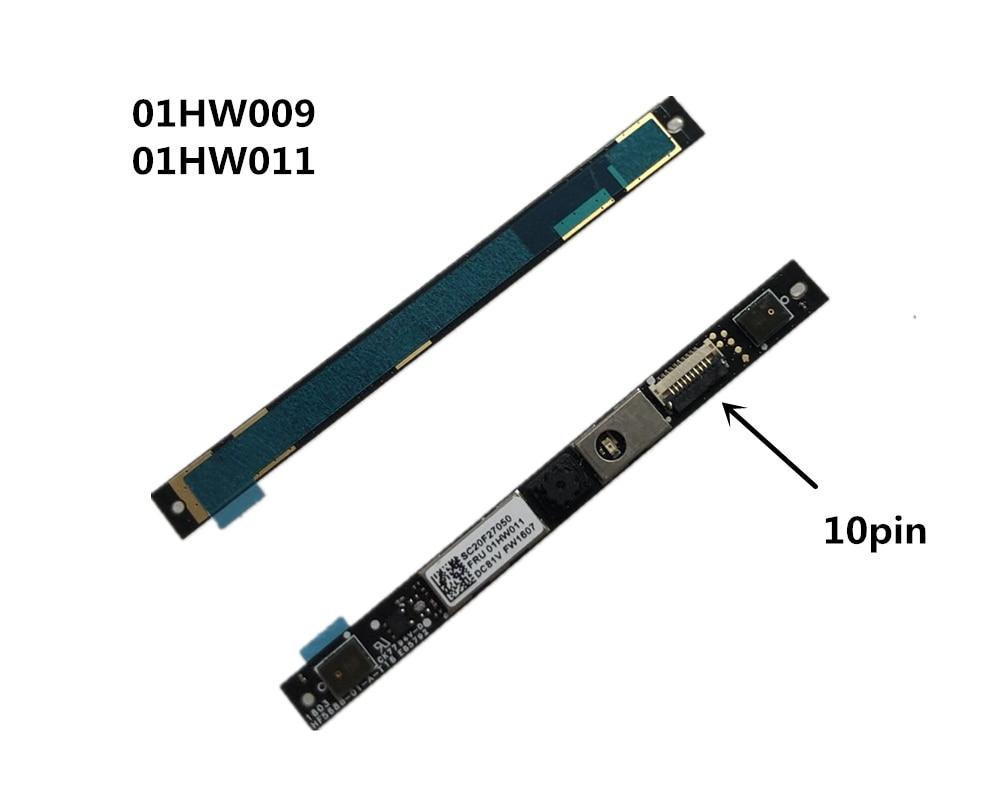 كمبيوتر محمول/مفكرة ويب أصلية جديدة/كاميرا PCB لوحة لينوفو ثينك باد X1 كربون 5th Gen 2017 2018 01HW009 01HW011