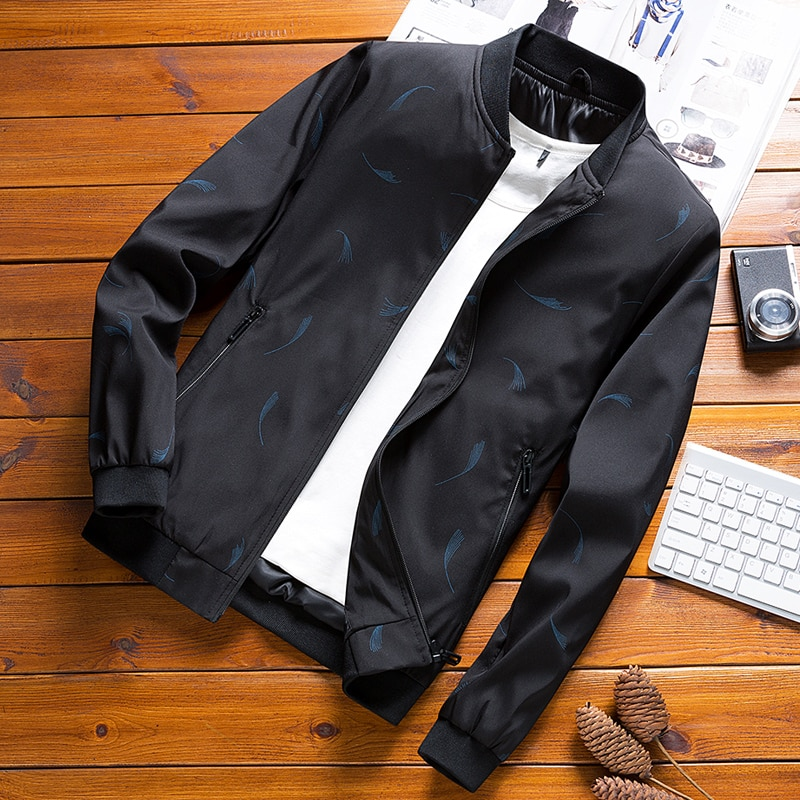 Мужская модная куртка и верхняя одежда, новая мужская ветровка, куртки, весна 2021, Мужская Уличная одежда, повседневная одежда с бархатной по...