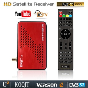 DVB S2 Receiver IPTV Decoder free satellite tv Receiver Satellite Receiver Finder DVB-S2 Scam Auto Biss CS/IKS Youtube Wifi/RJ45