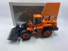 1/40 échelle DOOSAN DL420A chargeuse sur pneus moulé sous pression modèle Collection cadeau NIB