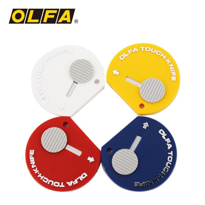OLFA Europa importado Japonês, portátil mini toque de corte faca TK-4