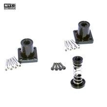 Mise à niveau de laxe Z pour F1-B F1-A T8 plomb n plomb 2mm/8mm laiton T8x8mm écrou à vis pour accessoires dimprimante 3D
