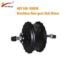 Moteur sans moyeu sans engrenage e-bike 500 W-1000 W 48V gros pneu 4.0 55 km/h Brushless 20