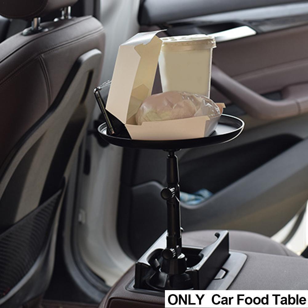 Автомобильный поднос для путешествий, подставка для еды, автомобильный маленький обеденный стол