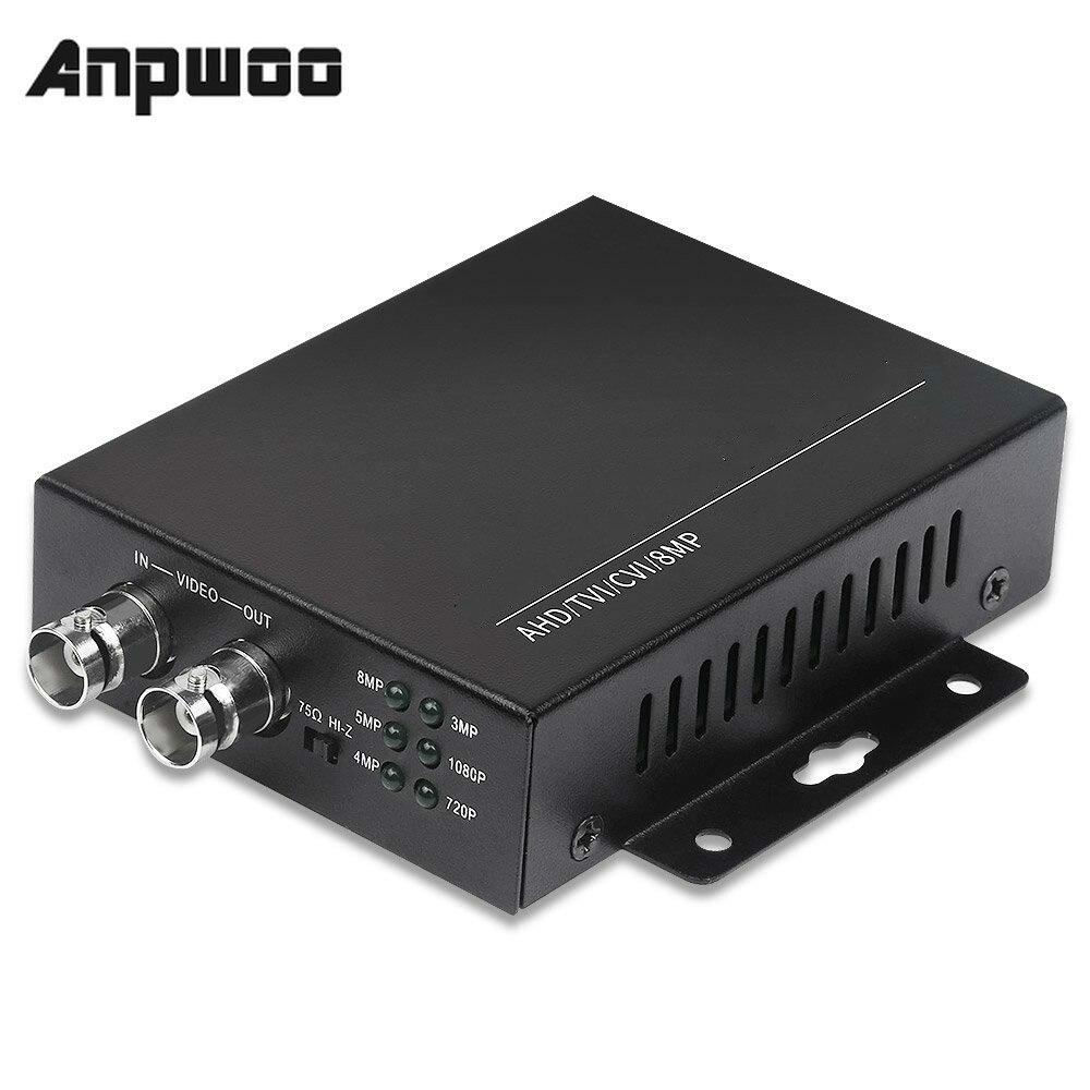 Hd Bnc видео автораспознавание 4K 1080P TVI 8MP AHD 5MP в HDMI-совместимый конвертер для камеры CCTV тестер конвертер