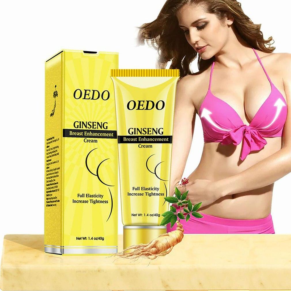 Ginseng Breast Enlargement Cream Promote Female Hormones Breast Enhancement Cream Bust Fast Growth B