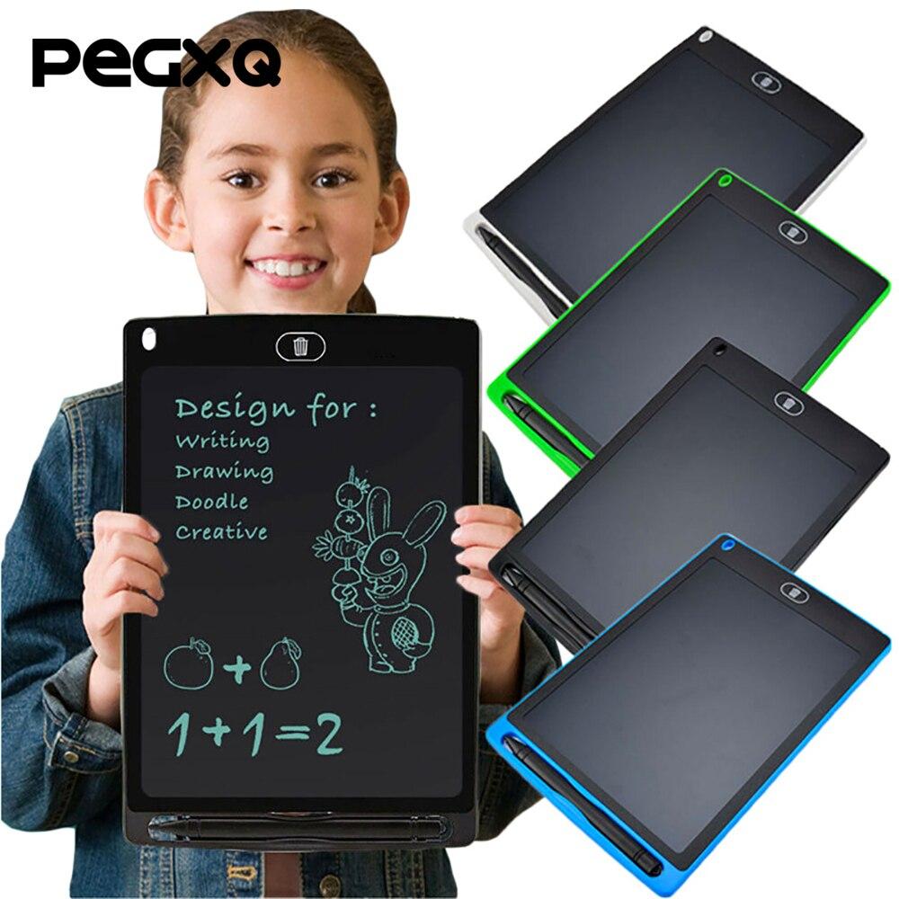 """8,5 """"электронные графический планшет Планшеты доска для рисования ЖК-дисплей Экран планшет с цифровым рисунком для рукописного ввода графической информации Pad Доска W/ручка-0"""