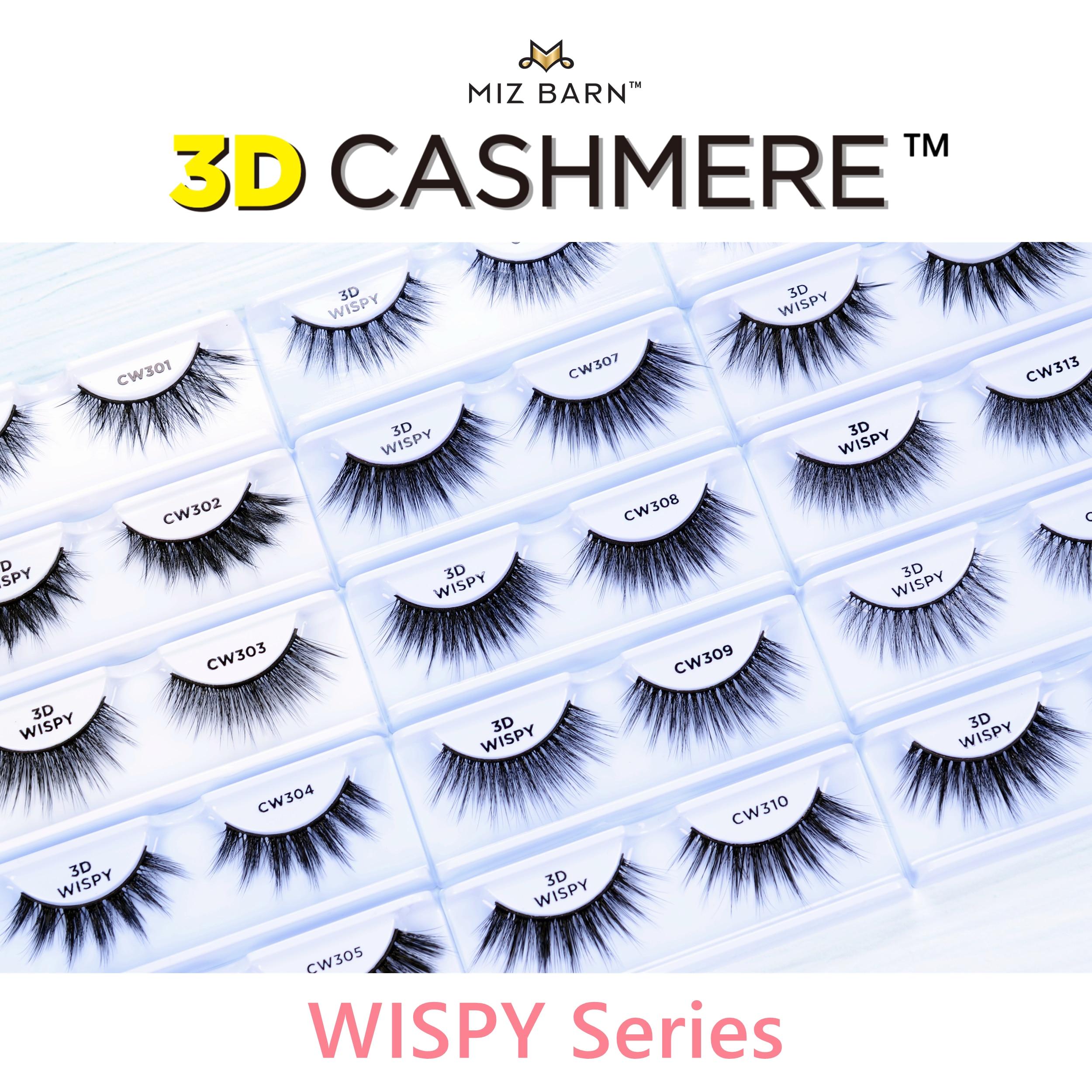Миз амбар 3D Кашемир-WISPY натуральные ресницы мягкие искусственные глаза Искусственные глаза товары для макияжа ресницы ручной работы кошачи...