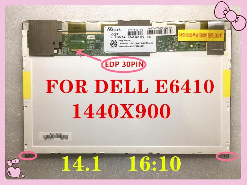 14.1 inch laptop lcd Display matrix screen LTN141AT16 B141EW05 V.5 LP141WX5 TPP1 N141I6-D11 for DELL
