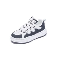 dissolve small white shoes 2021 autumn new korean style student leisure sports shoes womens fashion thick bottomed muffin shoes