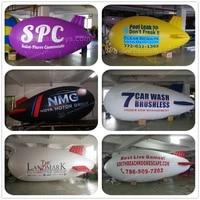 branded advertising blimp balloon airship promoblimp zeppelin 6 metre