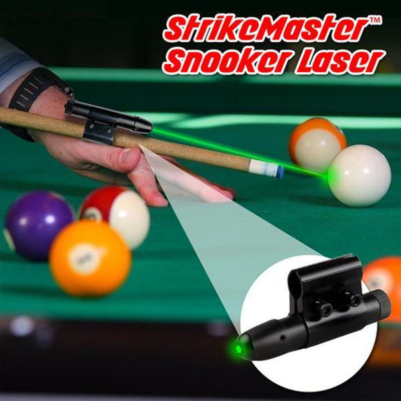 2021 New Snooker Cue Laser Sight Billiard Sight Training Equipment Practice Aid Corrector Snooker &
