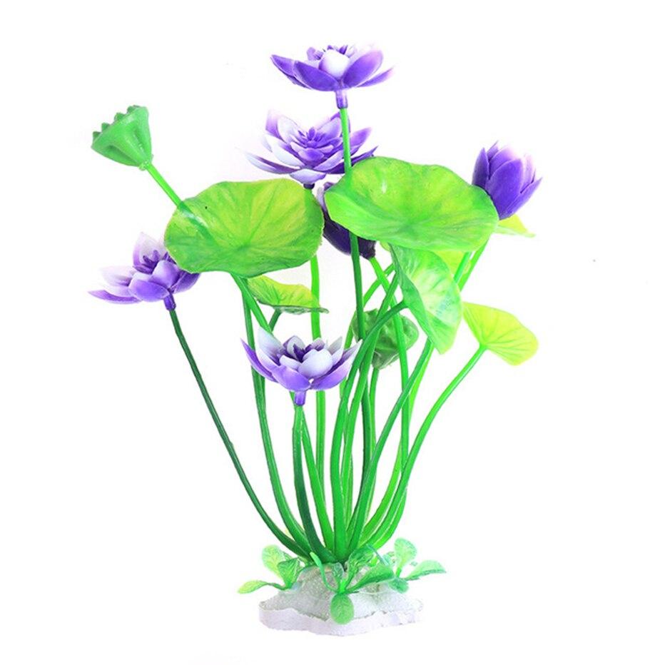 Искусственная Водная трава, искусственная трава, декоративное растение, украшение для аквариума