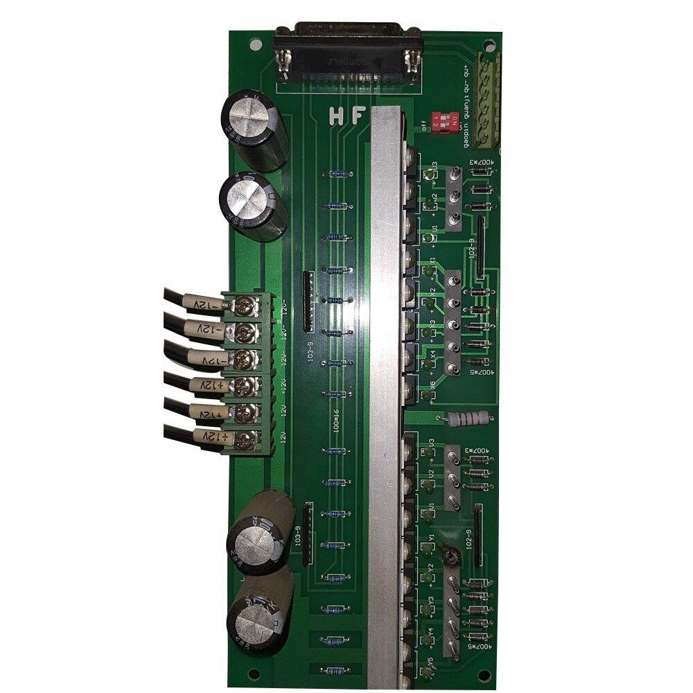 WEDM Machine Parts fangzheng Servo Power Board HF Control Card for CNC Small Hole EDM Machine enlarge