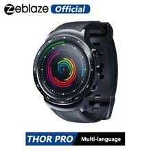Neue Zeblaze Thor PRO 3G GPS Smartwatch 1,53 zoll Android 5,1 MTK6580 1,0 GHz 1GB + 16GB smart Uhr BT 4,0 Tragbare Geräte