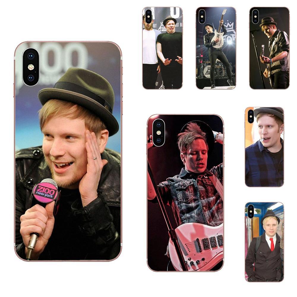 Fall Out Boy Patrick Vaughn Stump For Huawei P7 P8 P9 P10 P20 P30 Lite Mini Plus Pro 2017 2018 2019 TPU Capa