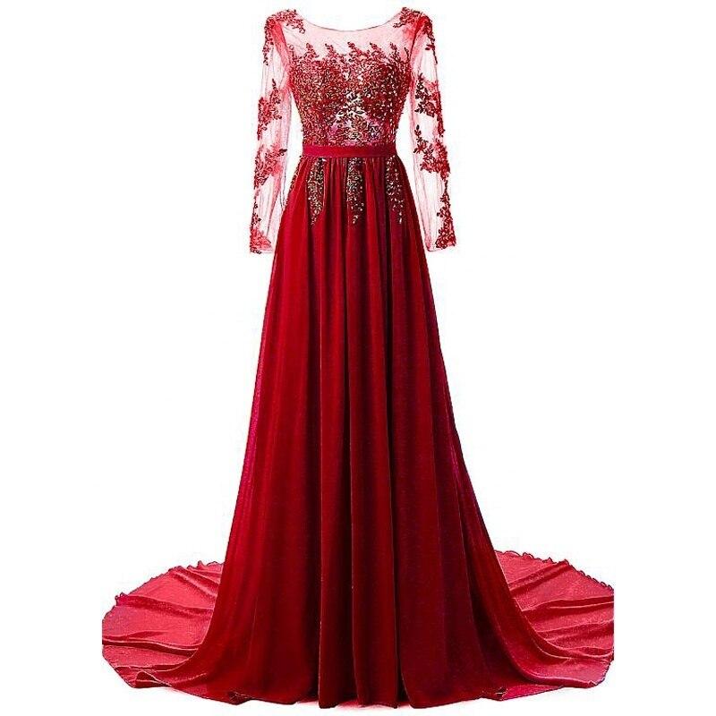 فستان سهرة نسائي طويل لأم العروس, فستان سهرة رسمي أنيق ومطرز بالكريستال مطرز بالخرز من الدانتيل مناسب لحفلات التخرج