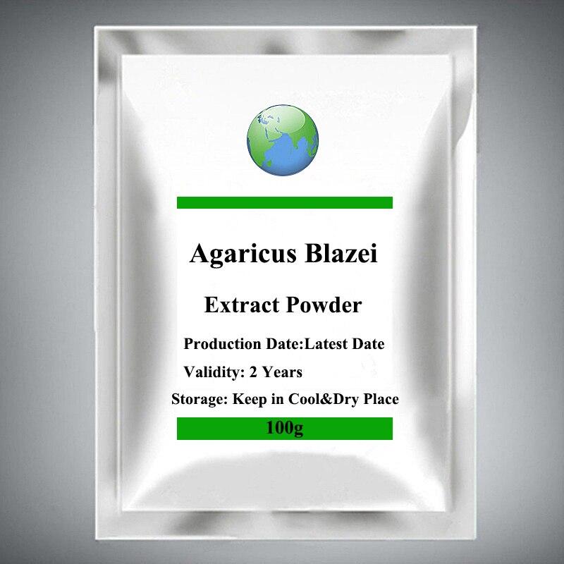 AGARICUS BLAZEI MURILL استخراج 99% مسحوق ، الفطر البرازيلي ، ABM ، تعزيز المناعة عالية الطاقة