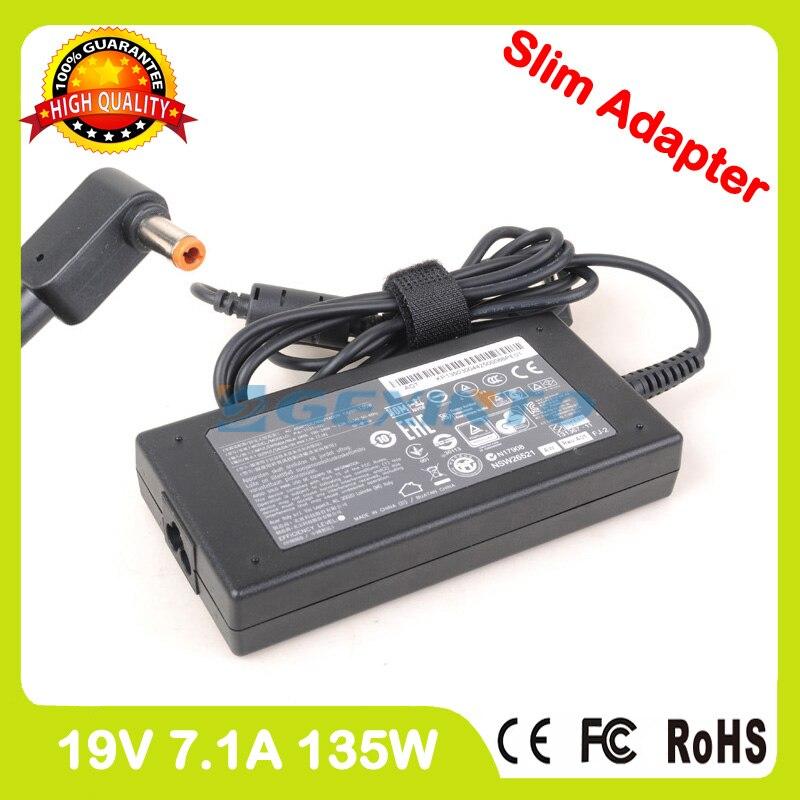 19V 7.1A ac Cargador/adaptador de corriente para Acer Veriton L4610 L4610G L4611G L4612G L4613G L4614 L4615 L4618 L480 L480G pc de escritorio