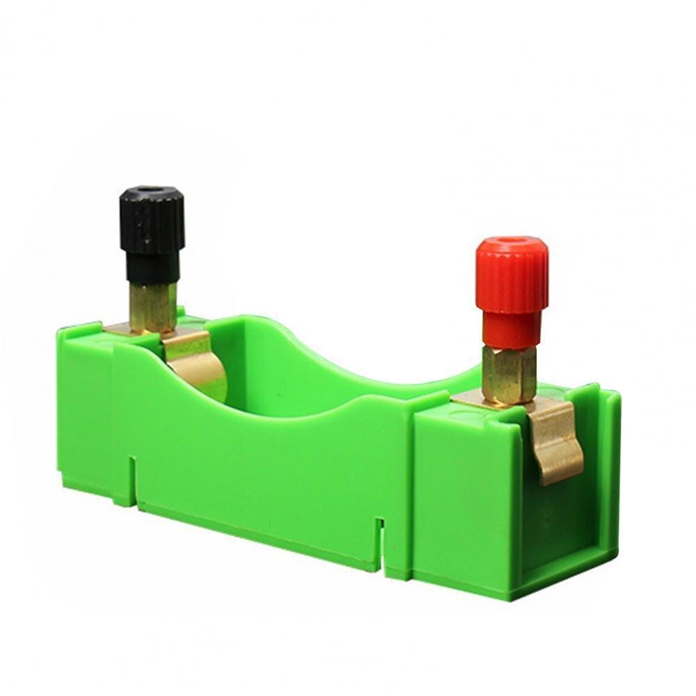 Магнитный держатель для батарей из АБС-пластика