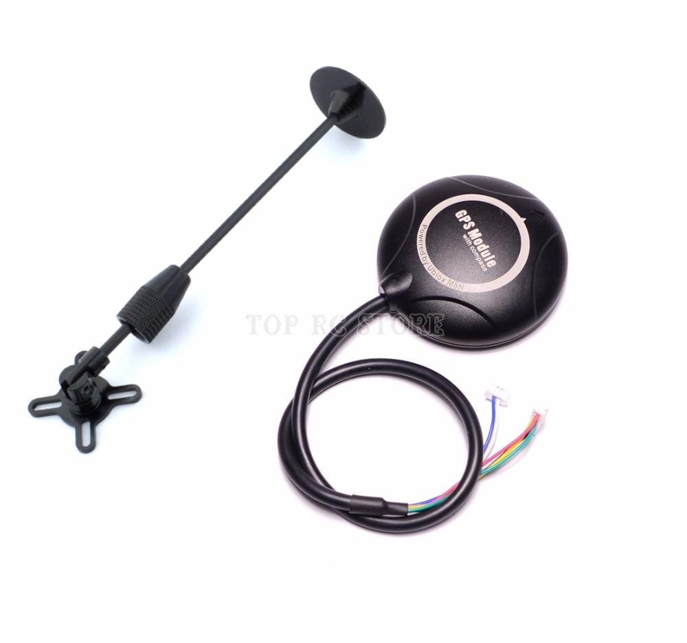 7M / M8N 8N GPS con brújula para APM2.6 APM 2,6 APM2.8 PX4 PIXHAWK 2.4.8 controlador de vuelo