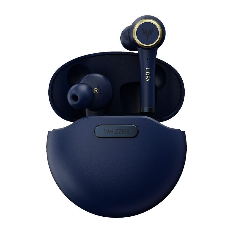 WHIZZER TP1S TWS Earphon беспроводные наушники Drahtlose Ohrhörer bluetooth kopfhörer CVC 8,0 Touch Control Voice Assistent