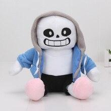 25-36cm dertale 플러시 장난감 애니메이션 인형 Undertale Sans Toriel 동물 플러시 장난감 부드러운 봉제 인형 어린이 최고의 생일 선물