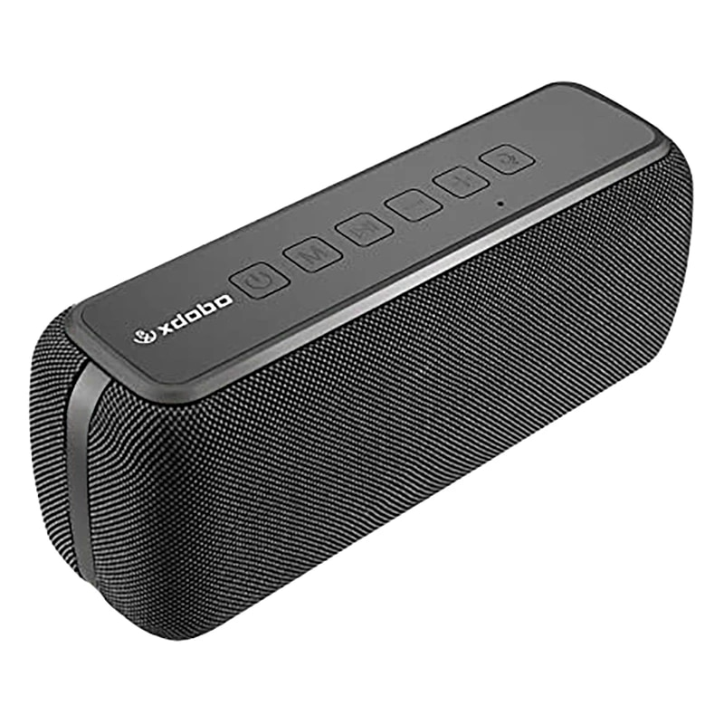 XDOBO X8 60W bluetooth speakers Portable subwoofer wireless IPX5 Waterproof TWS 15H playing Voice Assistant Extra bass system